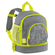 Rucksack Mini Backpack - About Friends - Melange Grey
