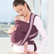Tragetuch Carry Sling Trend Line 450 cm - Berry