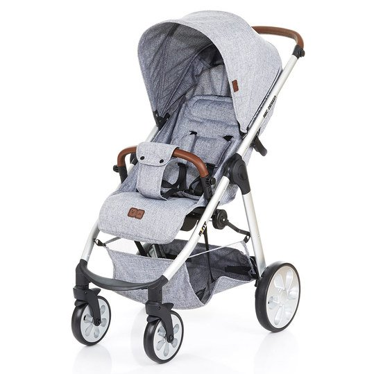 Buggy Mint - Graphite Grey