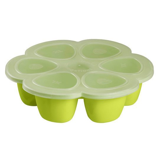 Gefrierform Multiportions Blume 6 x 150 ml - Neon