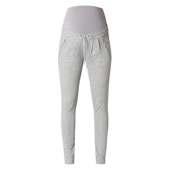 Sweat-Hose Faith - Grau Melange - Gr. M