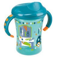 Trinklern-Becher Easy Learning Trainer Cup 250 ml - Blau