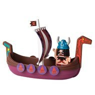 Waterplay Wickie - Drachenboot mit Sven