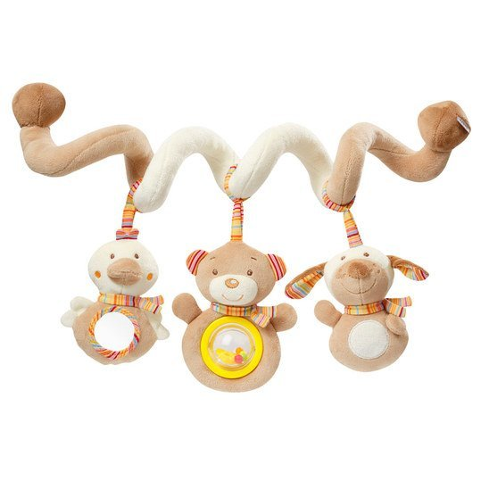 Activity-Spirale Teddy - Rainbow