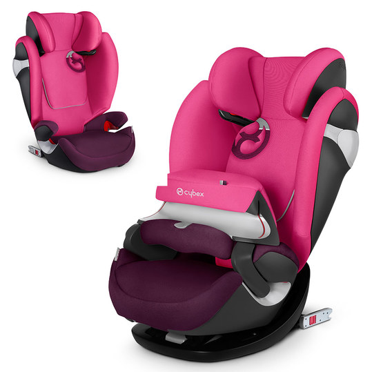 Kindersitz Pallas M-Fix - Mystic Pink
