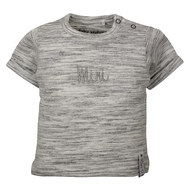 T-Shirt Mini - Grau Melange