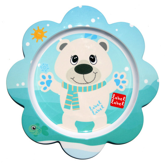 Teller Friends 21 cm - Polar Bear