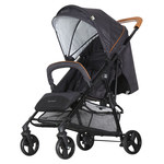 Jette Buggy Jacob - Fishbone Graphite