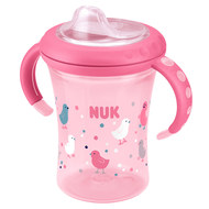 Trinklern-Becher Easy Learning Starter Cup 200 ml - Rosa