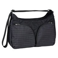 Wickeltasche Basic Shoulder Bag - Comb Black