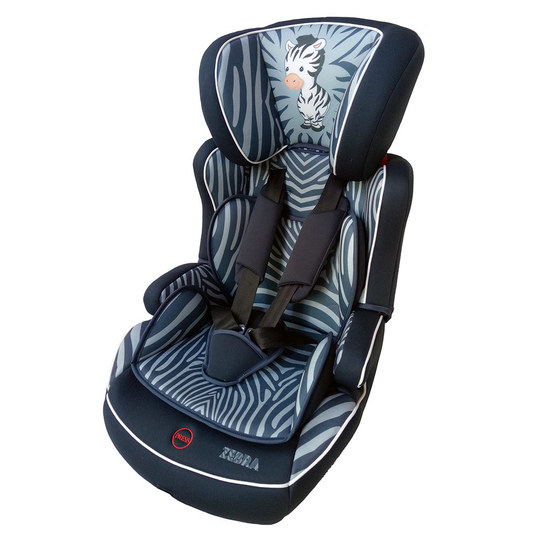 Kindersitz Lupo Plus - Zebra
