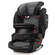 Kindersitz Monza Nova IS Seatfix - Carbon Black
