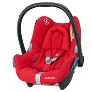 Babyschale Cabriofix - Nomad Red