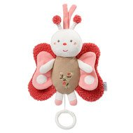 Music box butterfly 23 cm - Garden Dreams