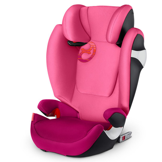 Kindersitz Solution M-Fix - Passion Pink Purpel