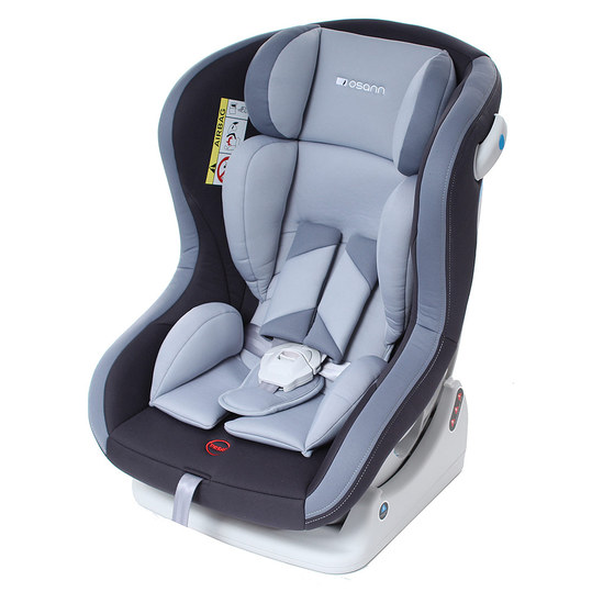 Kindersitz Safety Baby - Pearl Blue