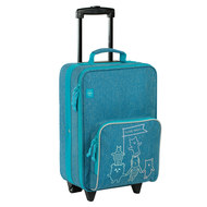 Trolley - About Friends - Melange Blue