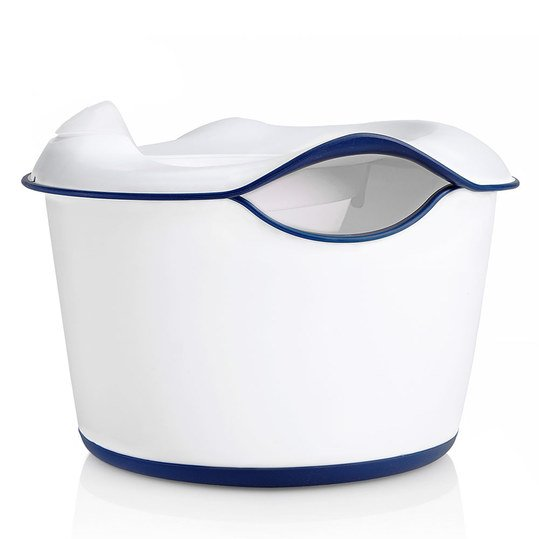 Toilettentrainer Babypotty 3in1 - Navy