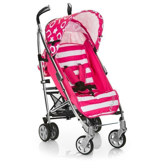 Buggy Pluto - Stripe Pink