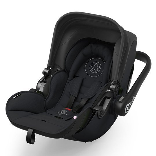 Babyschale Evolution Pro 2 - Onyx Black
