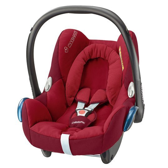 Babyschale CabrioFix - Robin Red