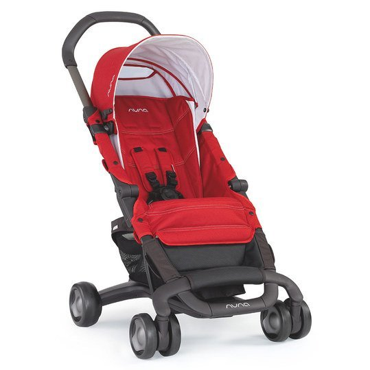 Buggy Pepp - Scarlet Red