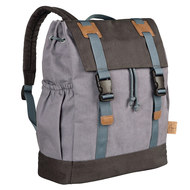Wickelrucksack Vintage Little One & Me Backpack - Grey