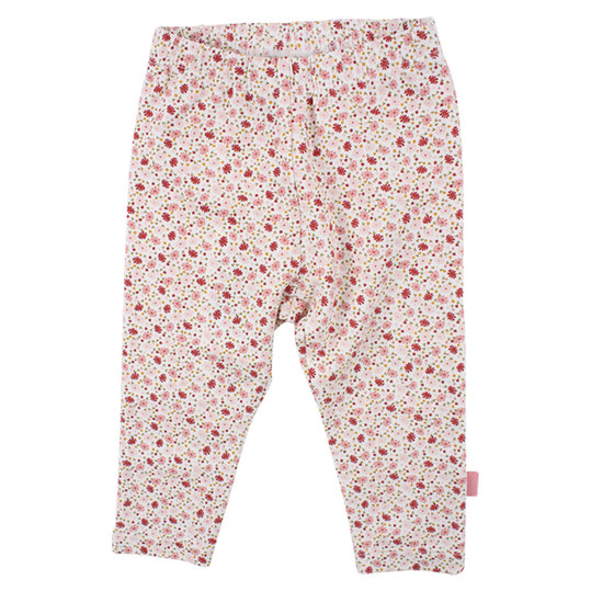 Leggings Enjoy - Blumen Rosa - Gr. 68