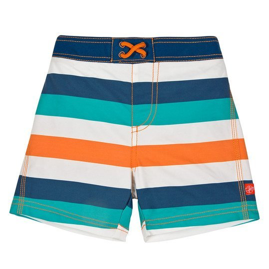 Bade-Shorts - Multistripe - Gr. 6 -12 M