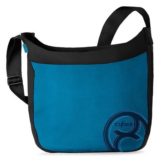 Wickeltasche M-Line Changing Bag - Blue