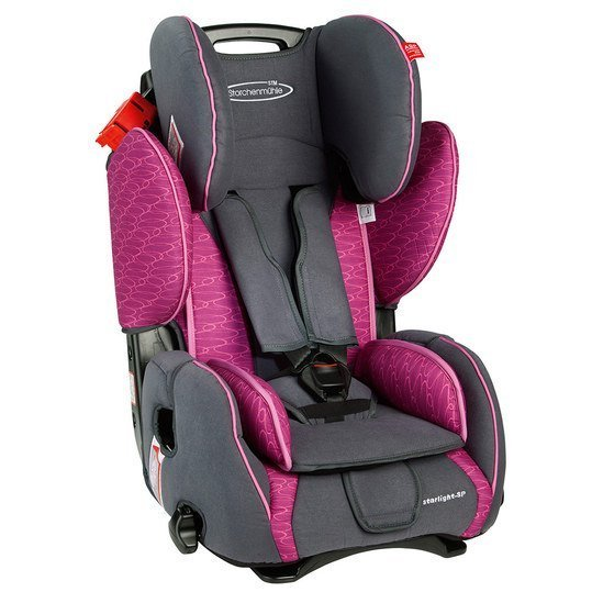 Kindersitz Starlight SP - Rosy