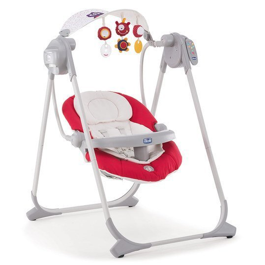 Babyschaukel Polly Swing Up - Paprika