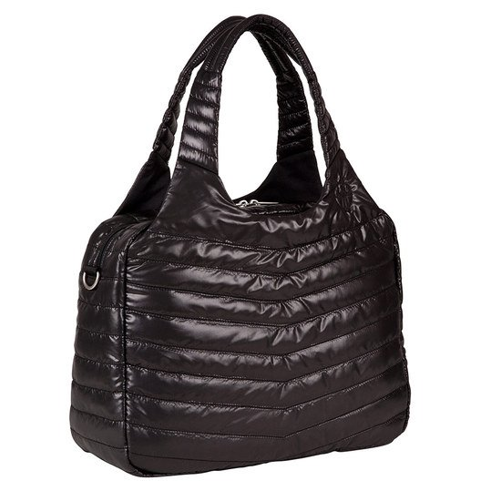 Wickeltasche Glam Global Bag Pop - Solid Black