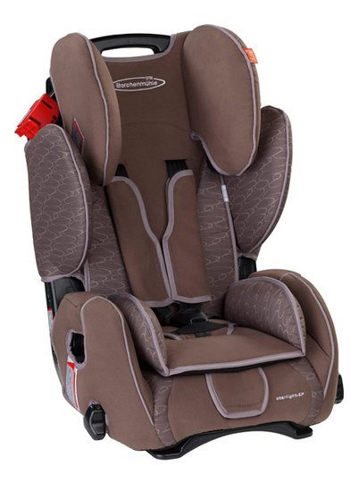Kindersitz Starlight SP - Chocco