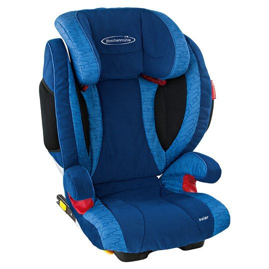 Kindersitz Solar 2 Seatfix - Navy