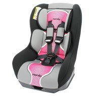 Kindersitz Safety Plus NT - Pop Pink