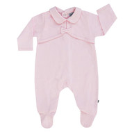 Overall mit Schleife Roses - Rosa