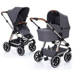 ABC Design Kombi-Kinderwagen Condor 4 Air - Diamond Special Edition - inkl. Babywanne & Sportsitz