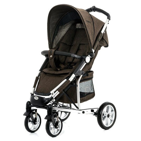 Sportwagen Flac City - Brown Melange