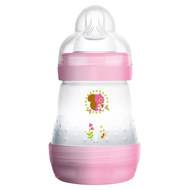 PP bottle Easy Start anti-colic 160 ml - silicone 1 hole - for girls