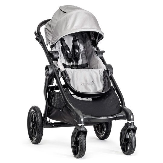Buggy City Select - Silver