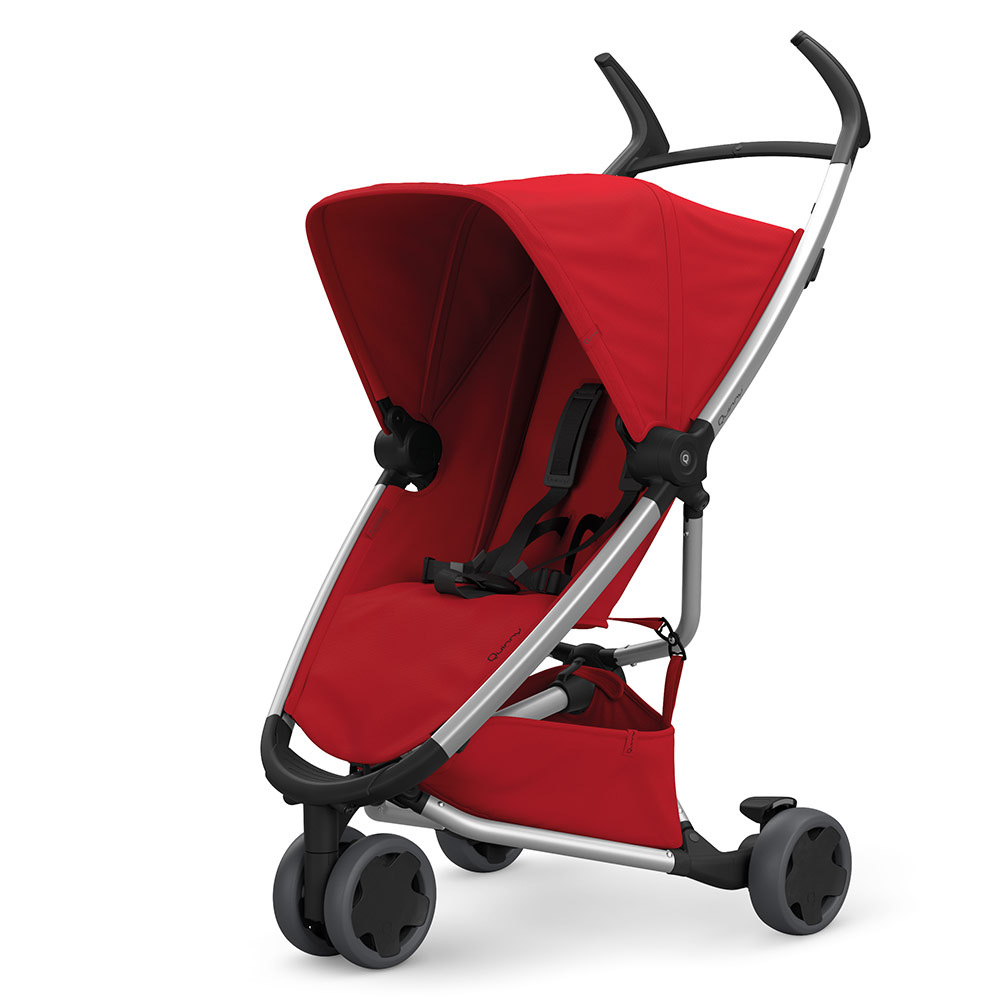 Quinny Buggy Zapp Xpress - All Red